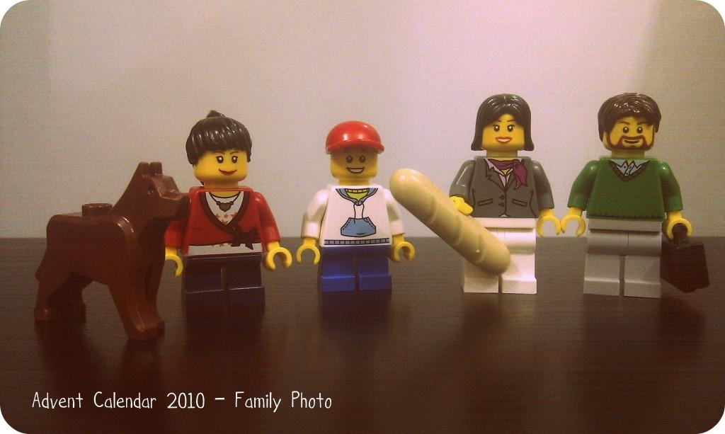 Lego City Advent Calendar 2010 Day 14 (2)