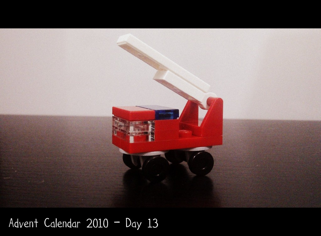Advent Calendar 2010 – Day 13