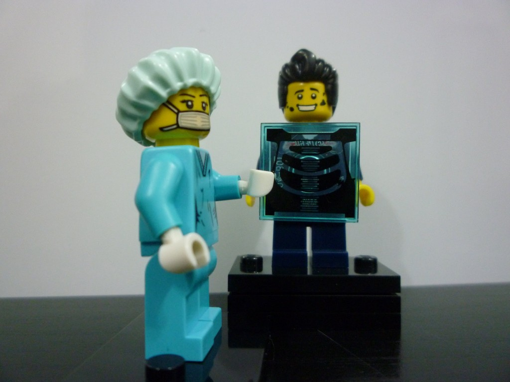 Lego Minifigures Series 6 Review Part 2