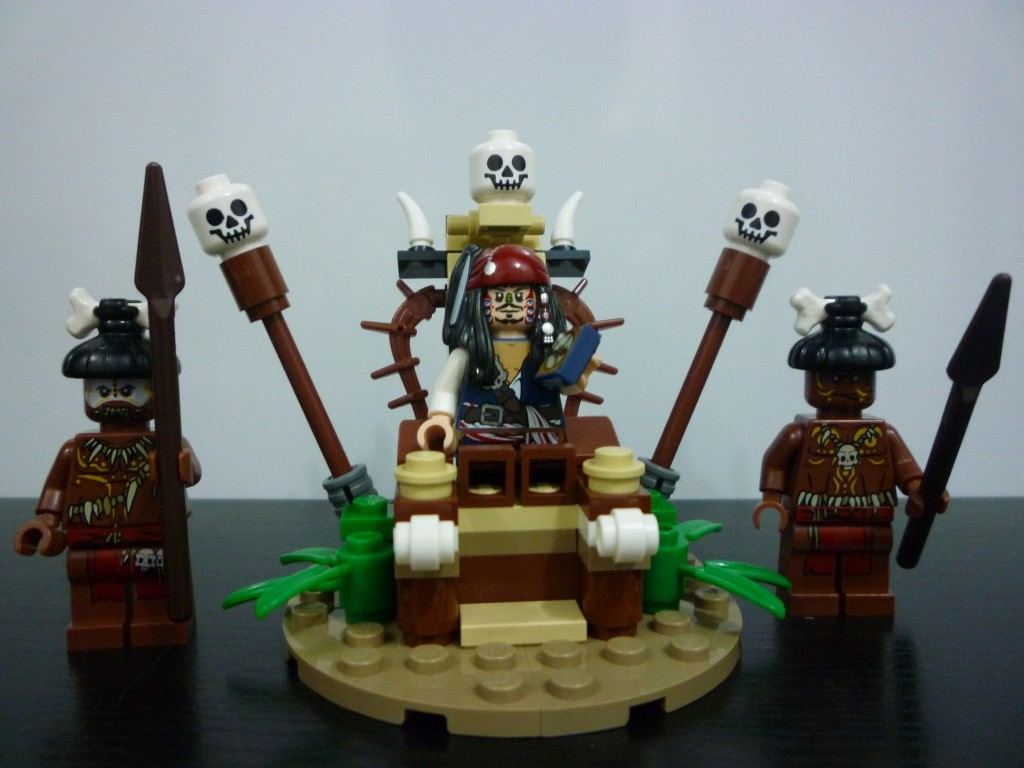 Lego 4182 The Cannibal Escape (10)