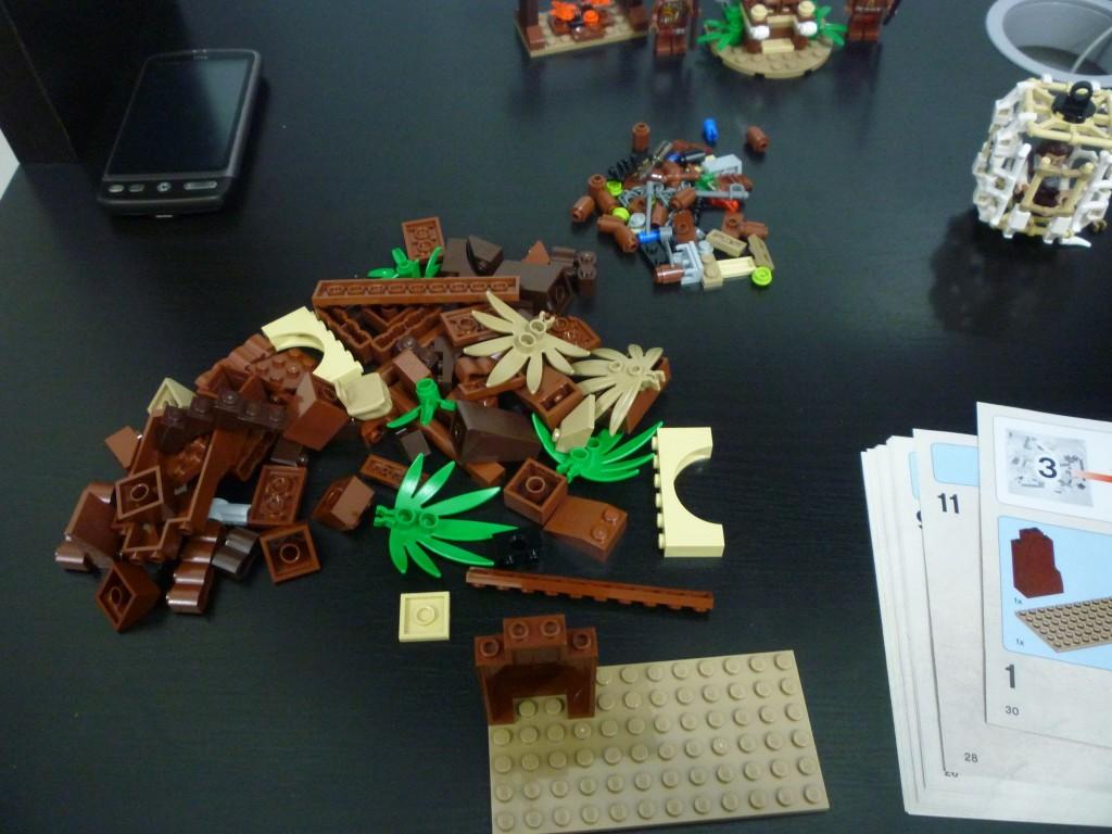 Lego 4182 The Cannibal Escape (12)