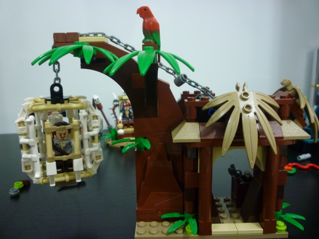 Lego 4182 The Cannibal Escape (14)