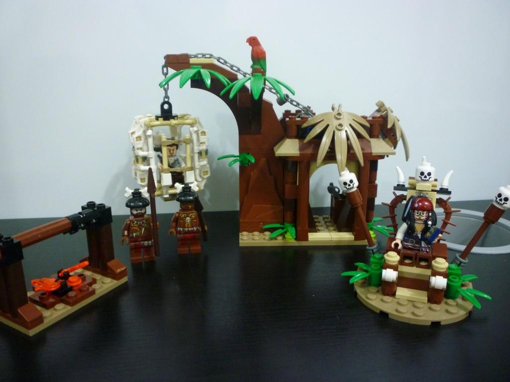Lego 4182 The Cannibal Escape (15)