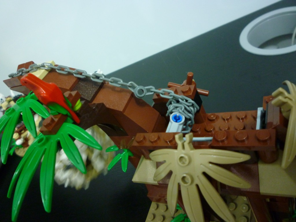 Lego 4182 The Cannibal Escape (16)