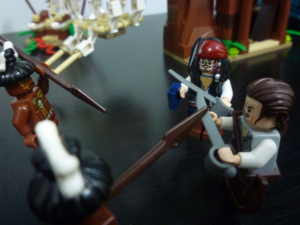 Lego 4182 The Cannibal Escape (17)