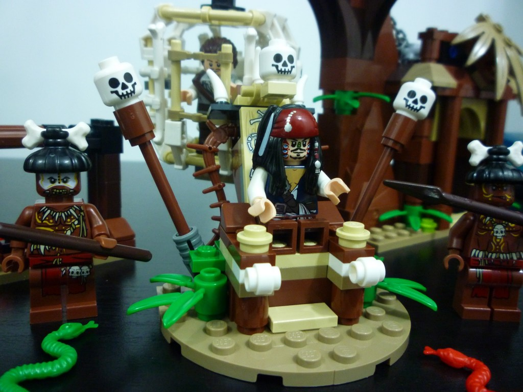 Lego 4182 The Cannibal Escape (20)