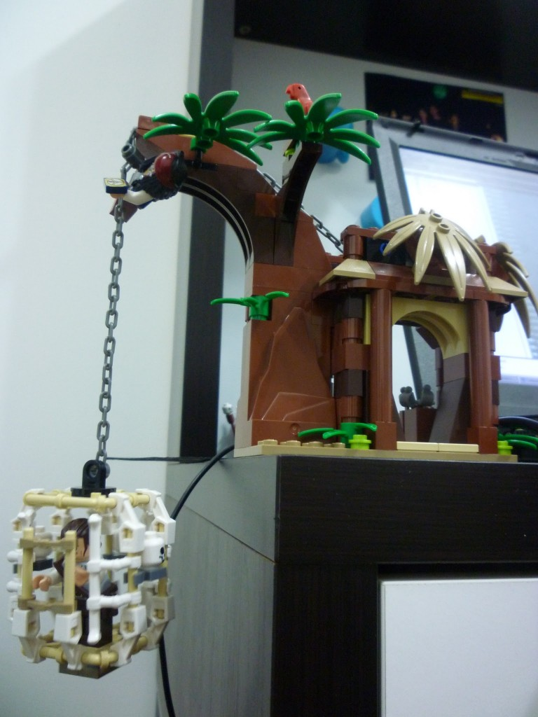 Lego 4182 The Cannibal Escape (22)