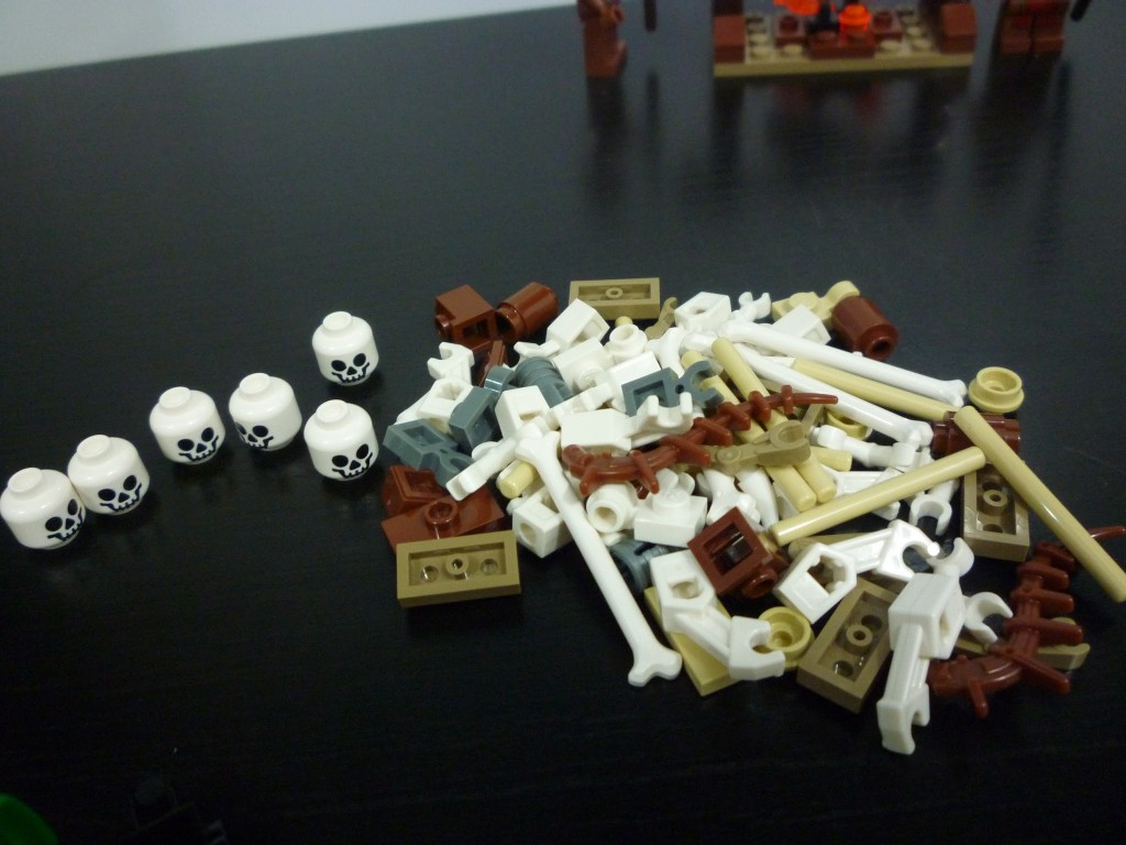 Lego 4182 The Cannibal Escape (9)