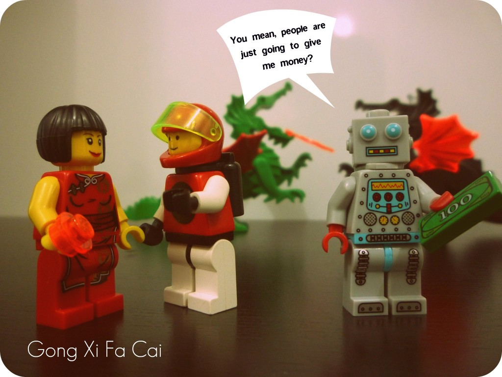 Lego Chinese Lunar New Year