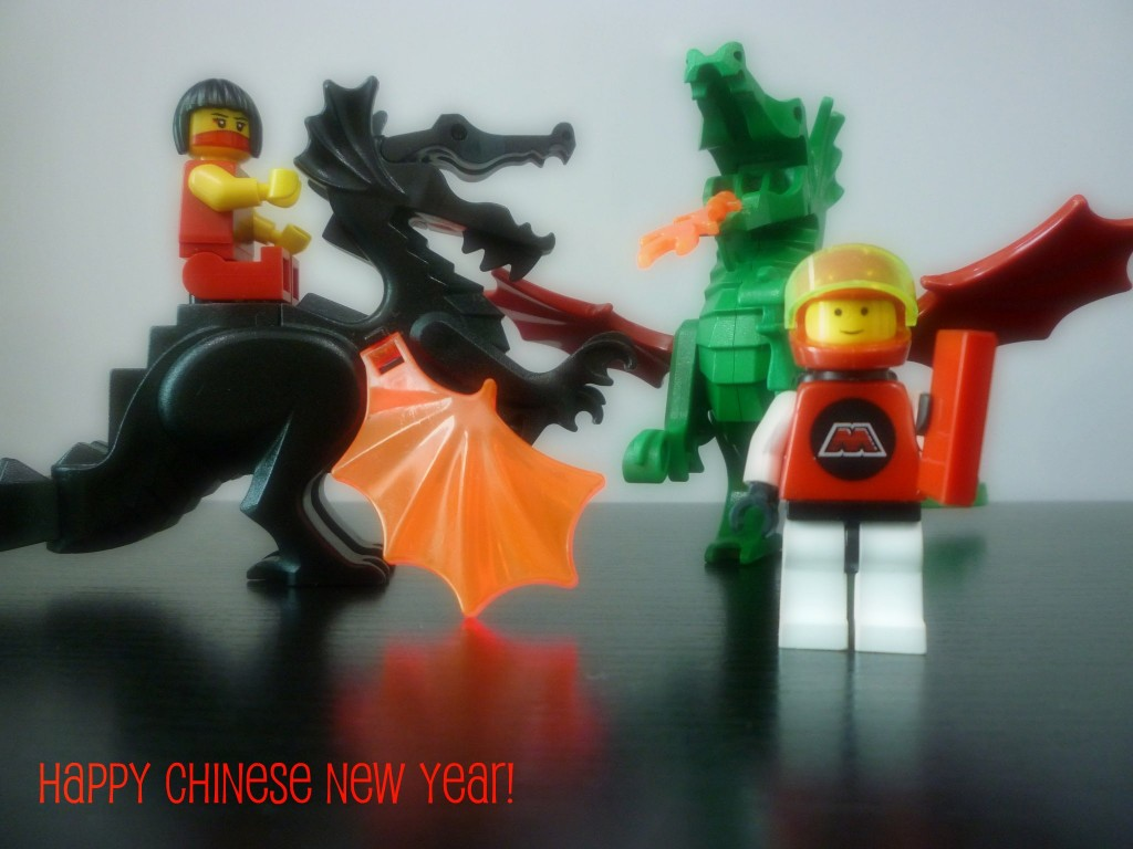 Lego Chinese New Year