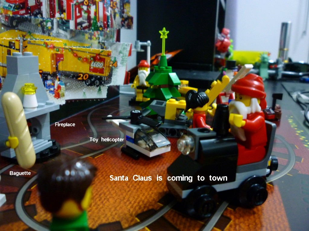 Lego City Advent Calendar 2010 (1)