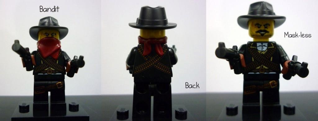 Lego Minifigures Series 6 - Bandit
