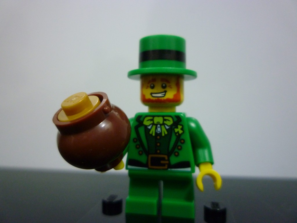 Lego Minifigures Series 6 -  Leprechaun