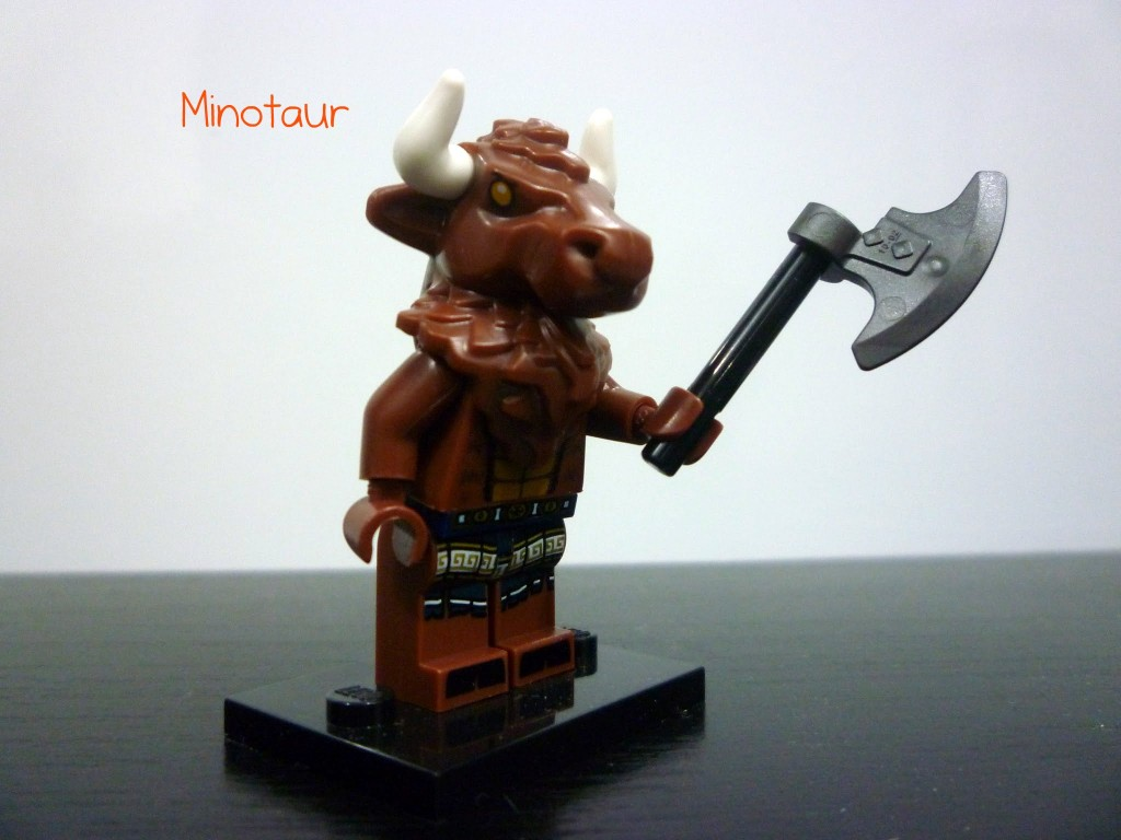 Lego Minifigures Series 6 - Minotaur