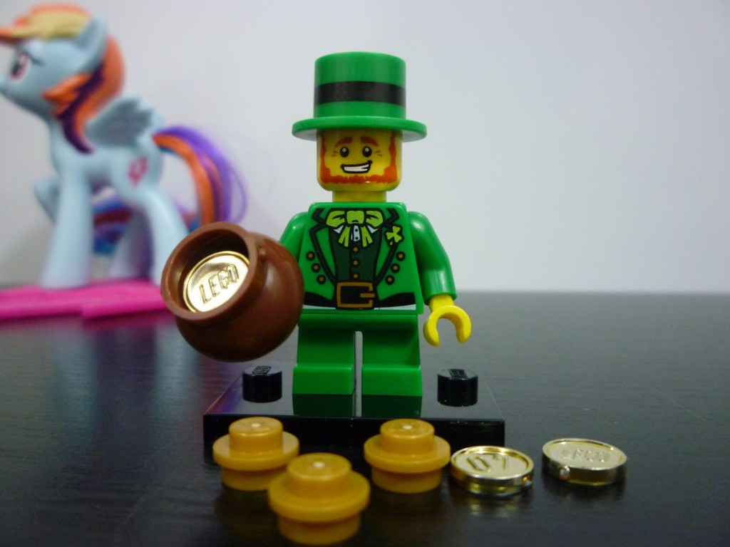 Lego Minifigures Series 6 - Pot of Gold