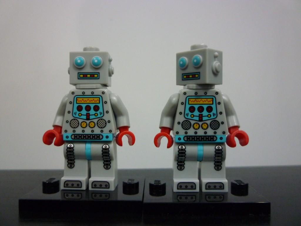 Lego Minifigures Series 6 -  Robot