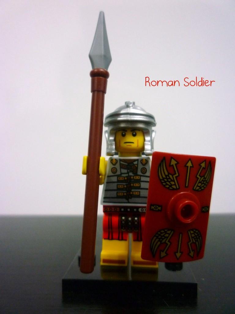 Lego Minifigures Series 6 - Roman Soldier