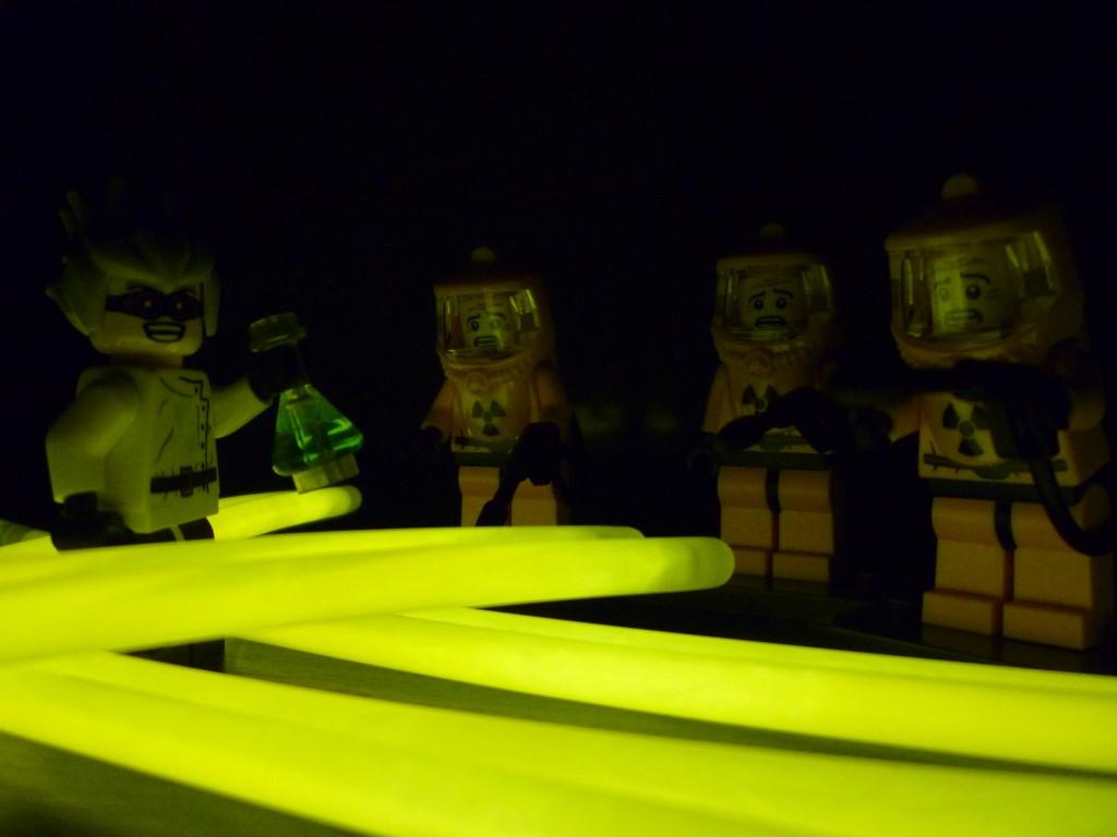 Lego Radioactive
