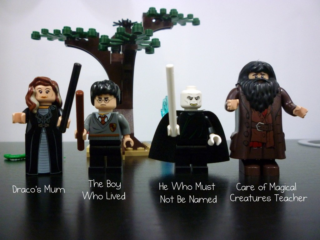Review: 4865 – Harry Potter – The Forbidden Forest