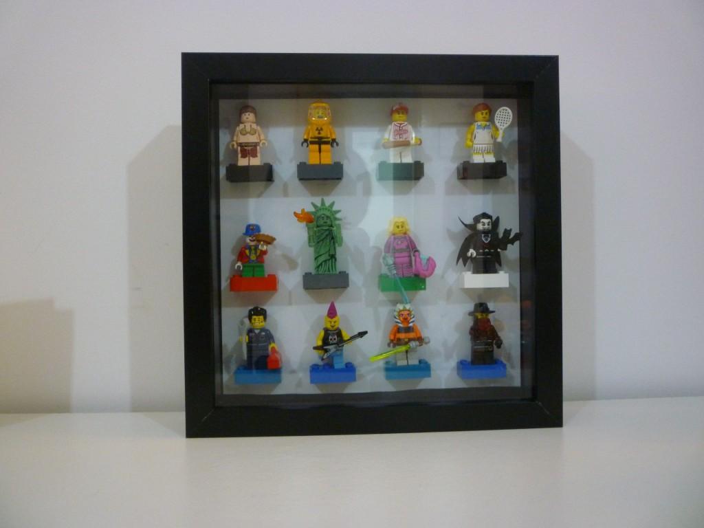 Diy Make Your Own Lego Minifigure Display Jay S Brick Blog