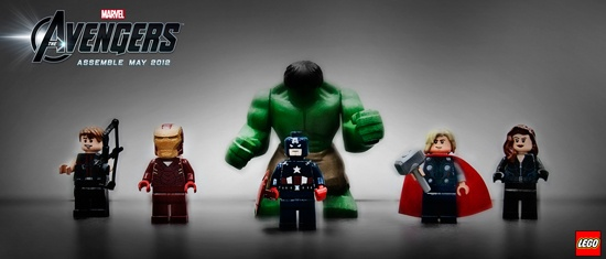 First look and my initial (maybe giddy) thoughts on the Summer Marvel Lego Sets!