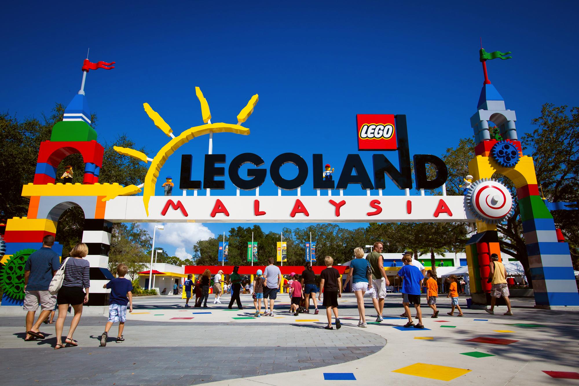 Legoland Malaysia to o...
