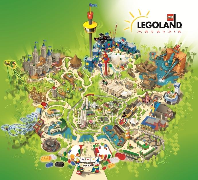 I bought my Legoland Malaysia Annual Pass!