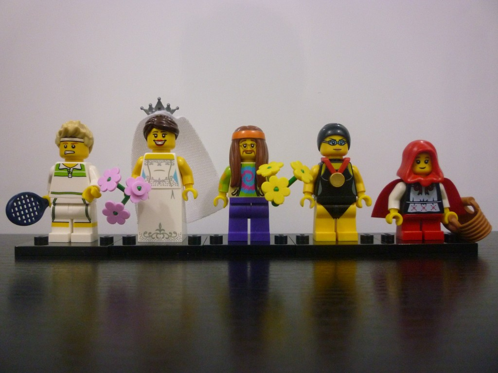 Lego Minifigures Series 7 Review Part 1