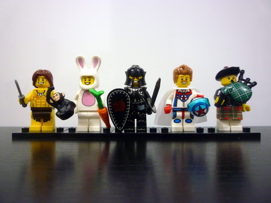 Lego Minifigures Series 7 Review Part 2