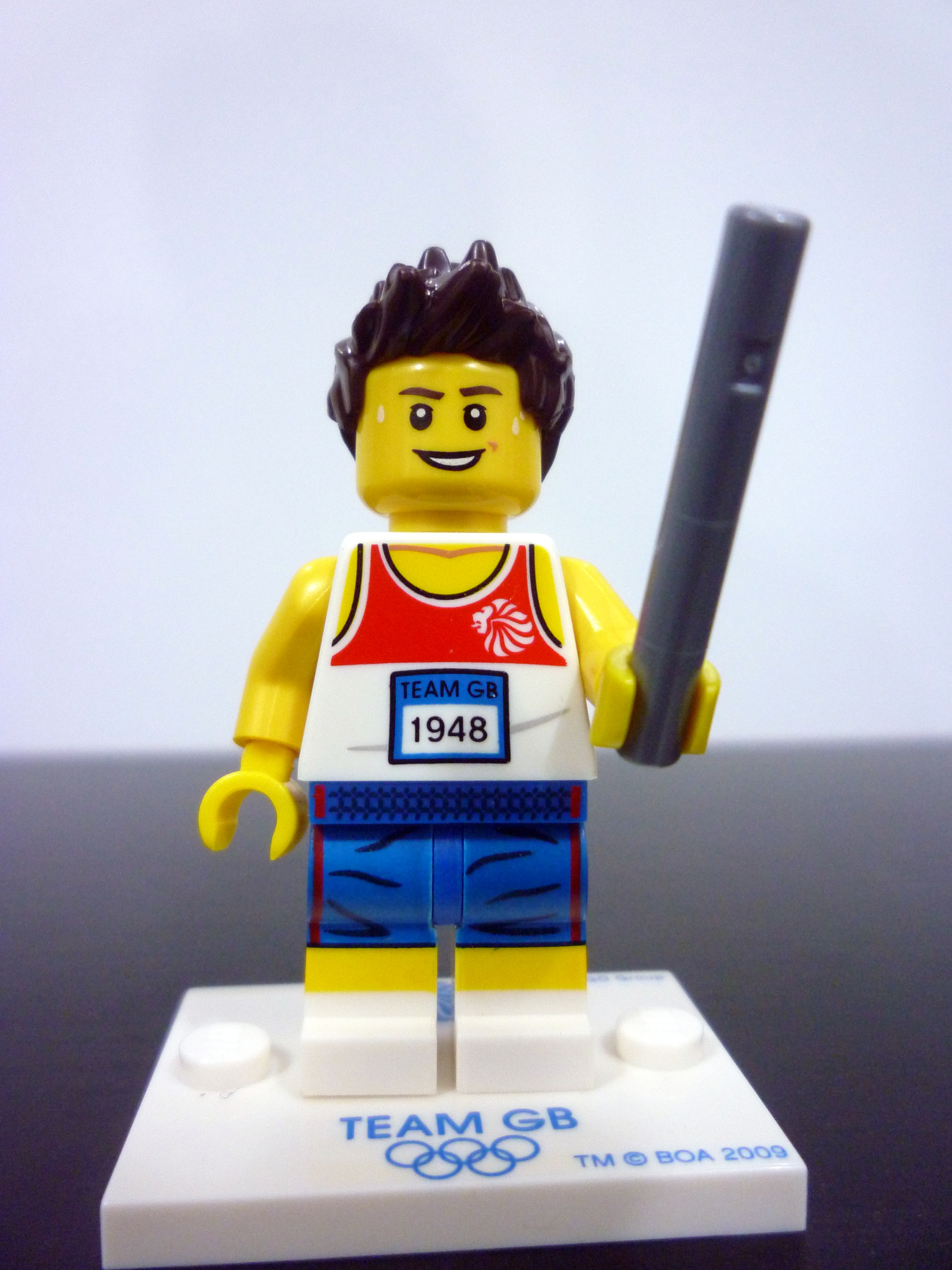 Lego Team GB Minifigures Review - Jays Brick Blog