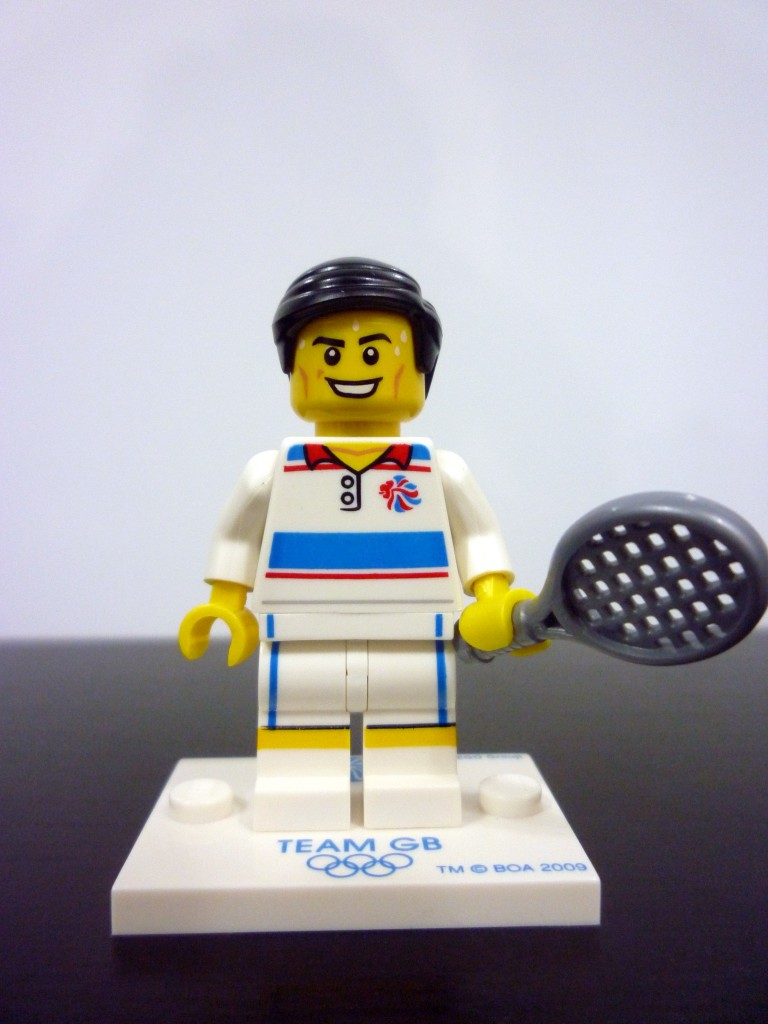Lego Team GB Minifigures Review