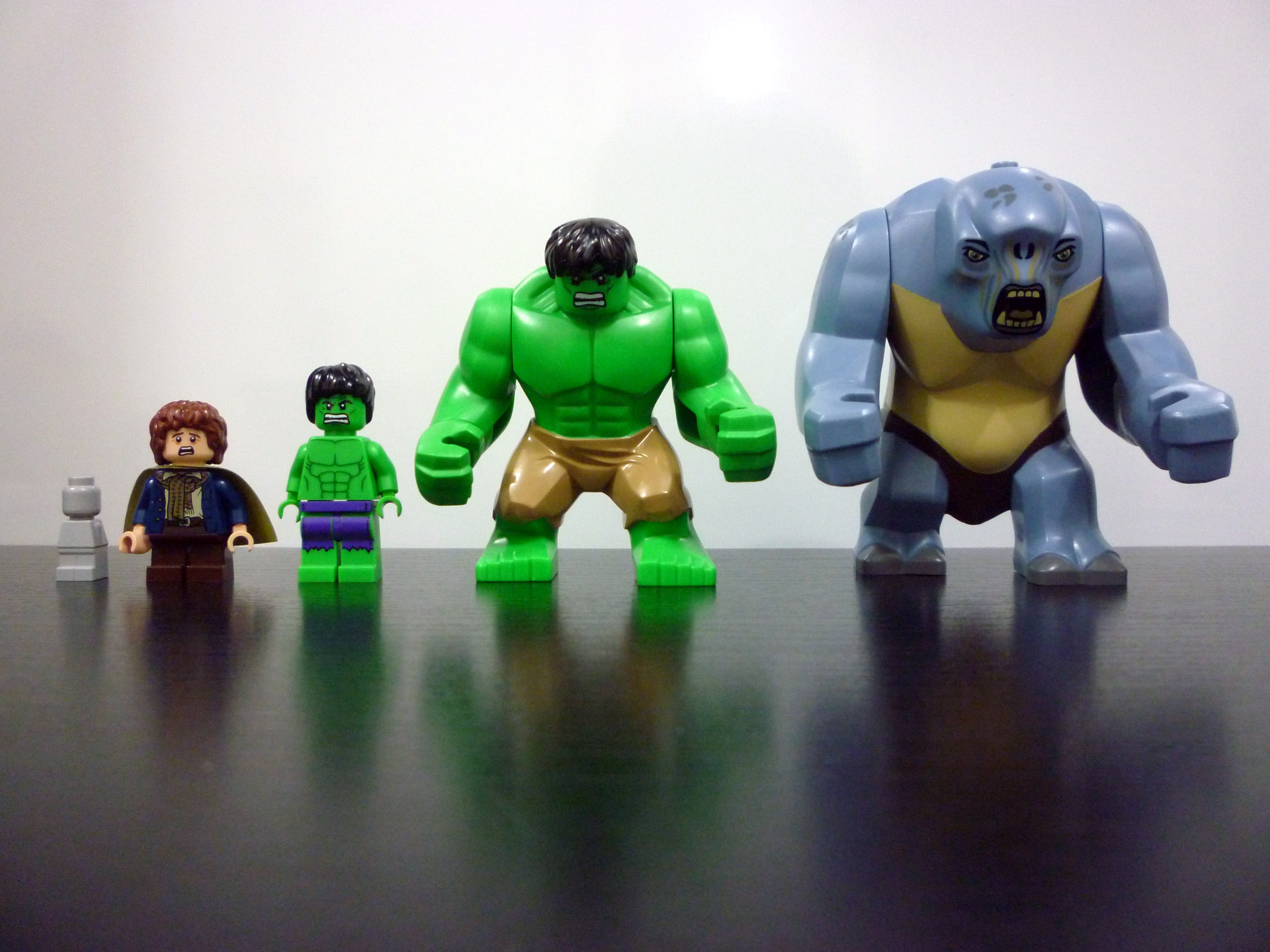 lego hulk vs lego cave troll - photo #9