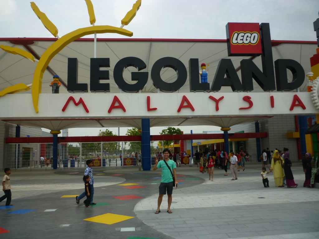 Preview – Legoland Malaysia Visit!