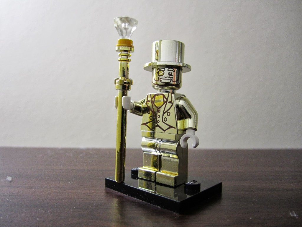 The 19th Mr. Gold Found in Australia!