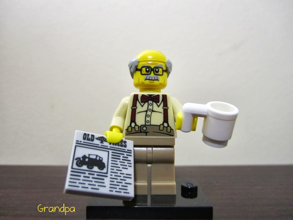 Lego Minifigures Series 10 Review Part 1