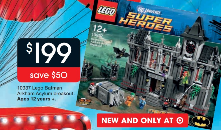 Australia Toy Sale 2013 : Lego Deals