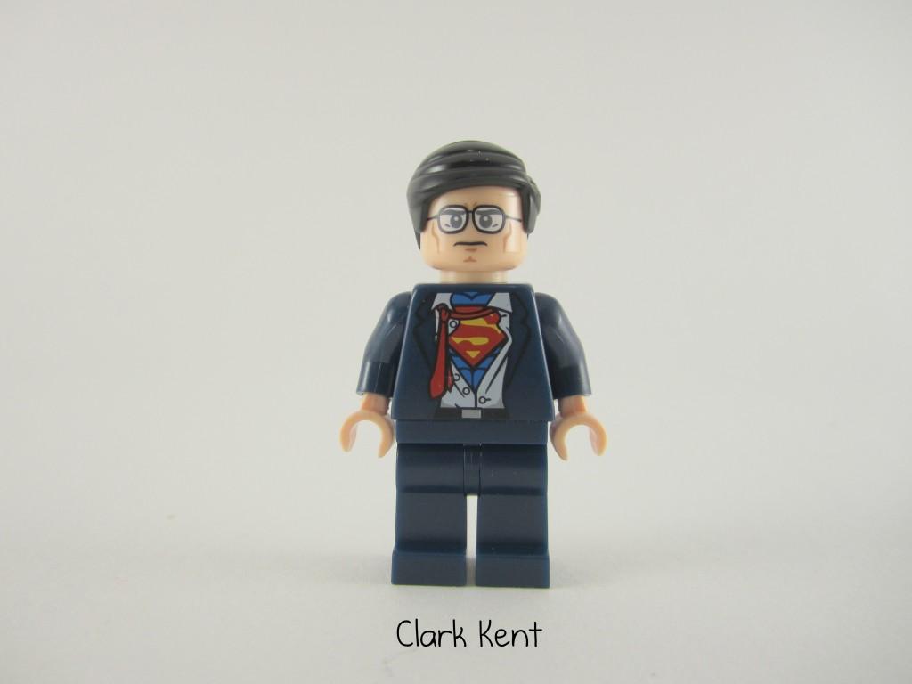 Lego Clark Kent Minifig