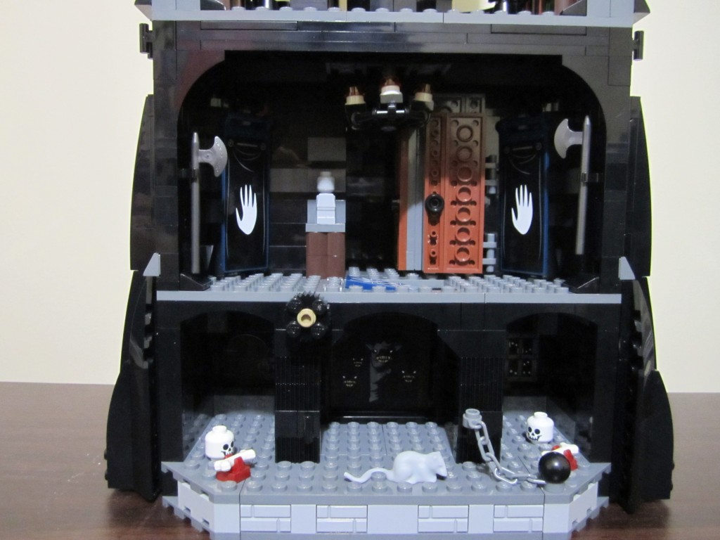 Lego Orthanc Dungeon