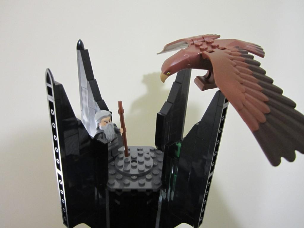 Lego Orthanc Gandalf Rescue