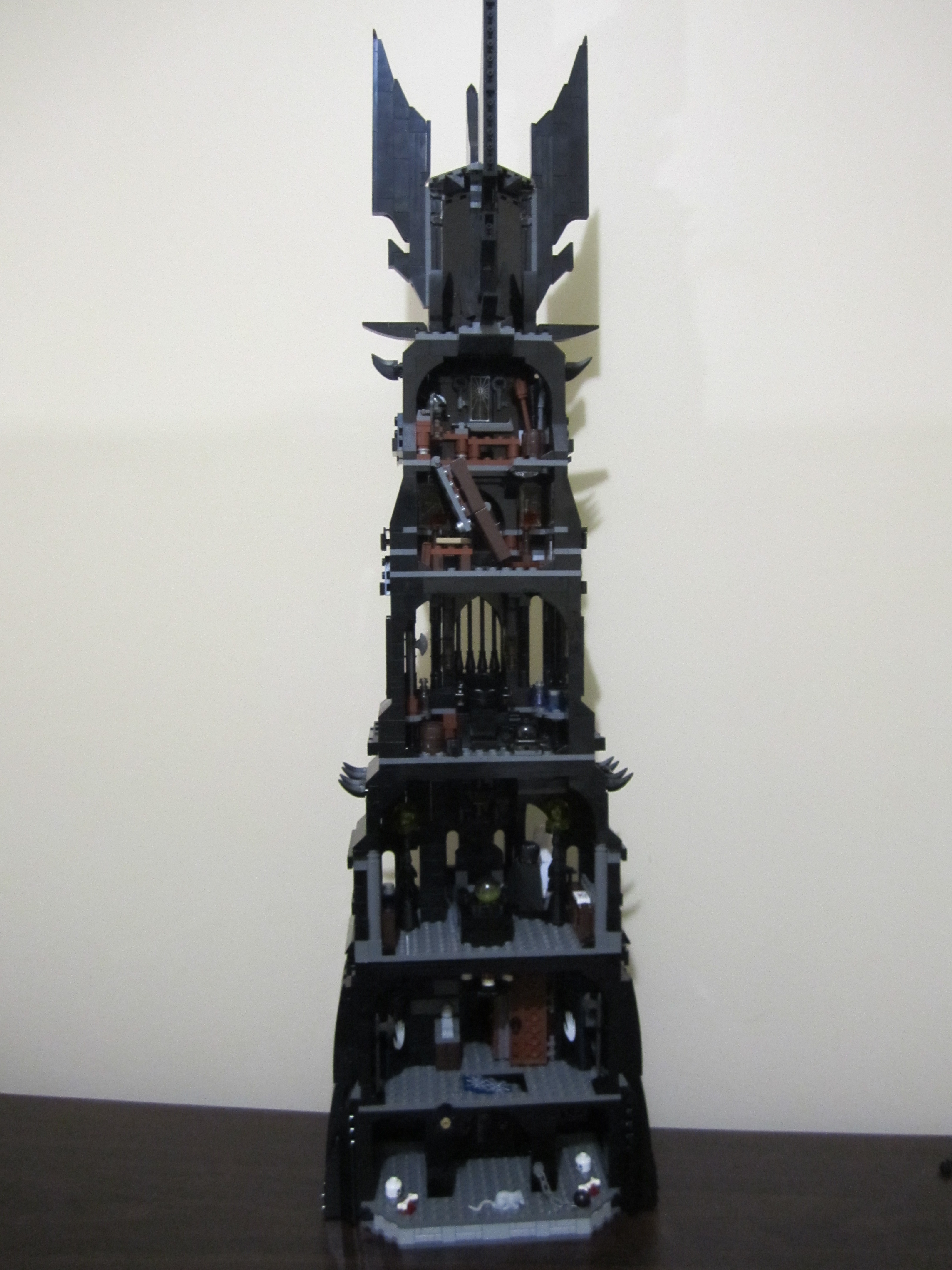 Review Lego 10237 The Tower Of Orthanc