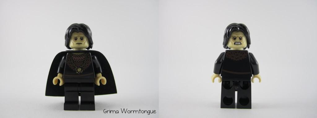 Lego Grima Minifig