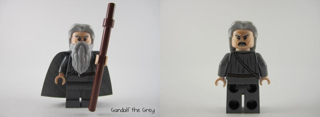 Lego Gandalf Minifig