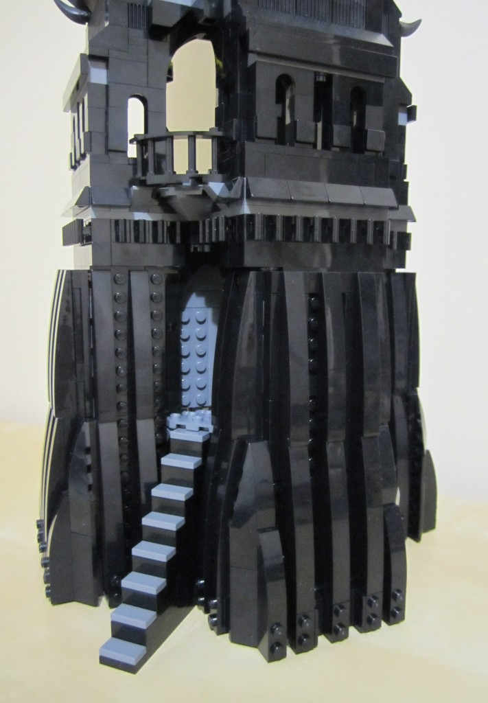 Lego Orthanc Balcony