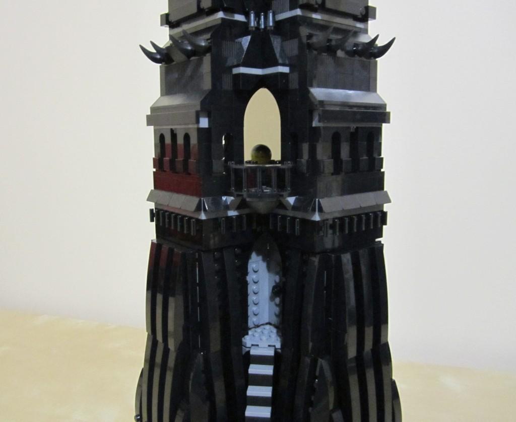 Lego Orthanc Detail