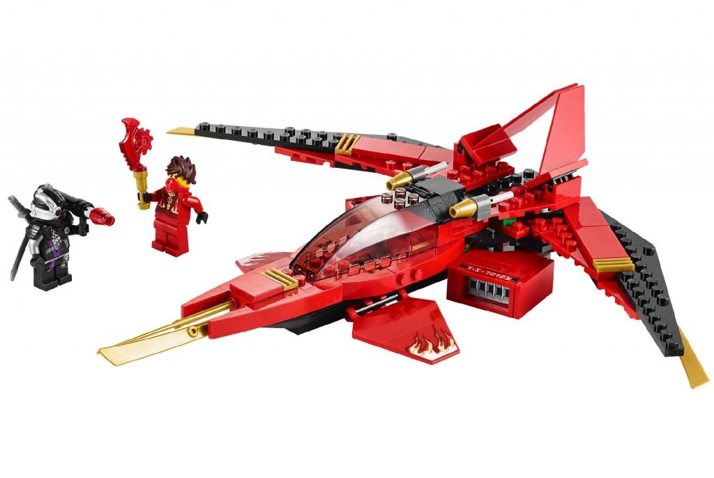 LEGO 70721 Ninjago Kai Fighter (2)