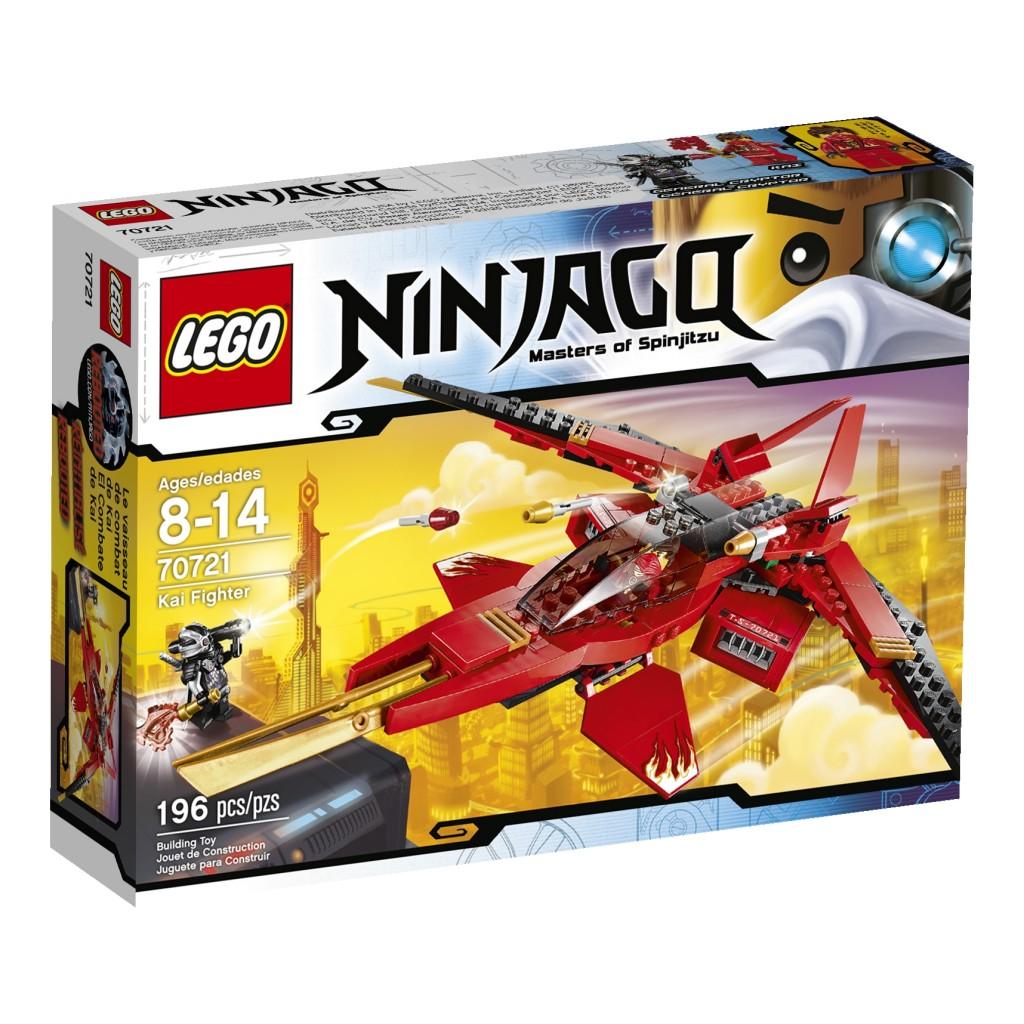 LEGO 70721 Ninjago Kai Fighter (5)