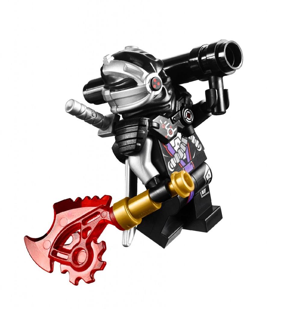 LEGO 70721 Ninjago Kai Fighter General Cryptor