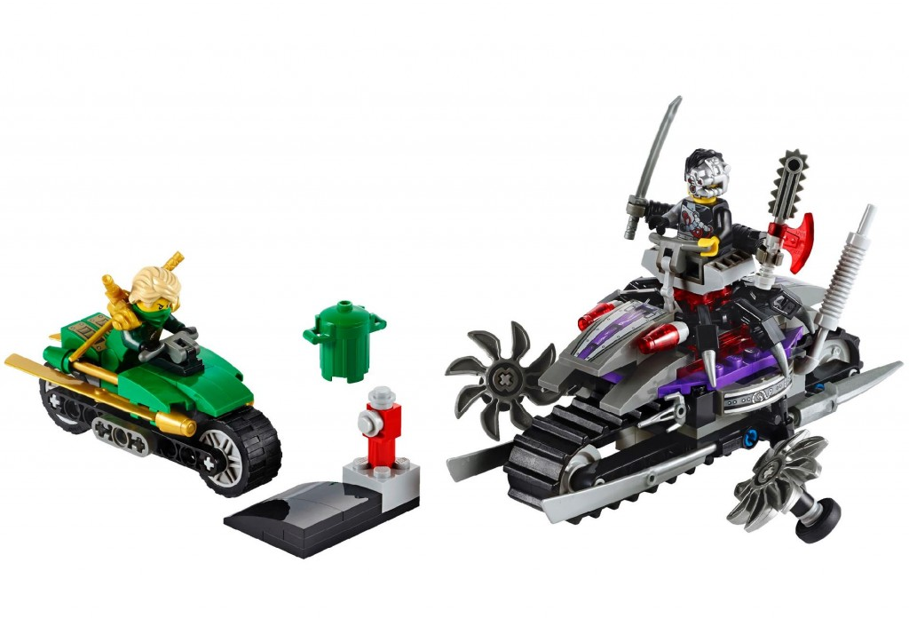 LEGO 70722 Ninjago OverBorg Attack (1)