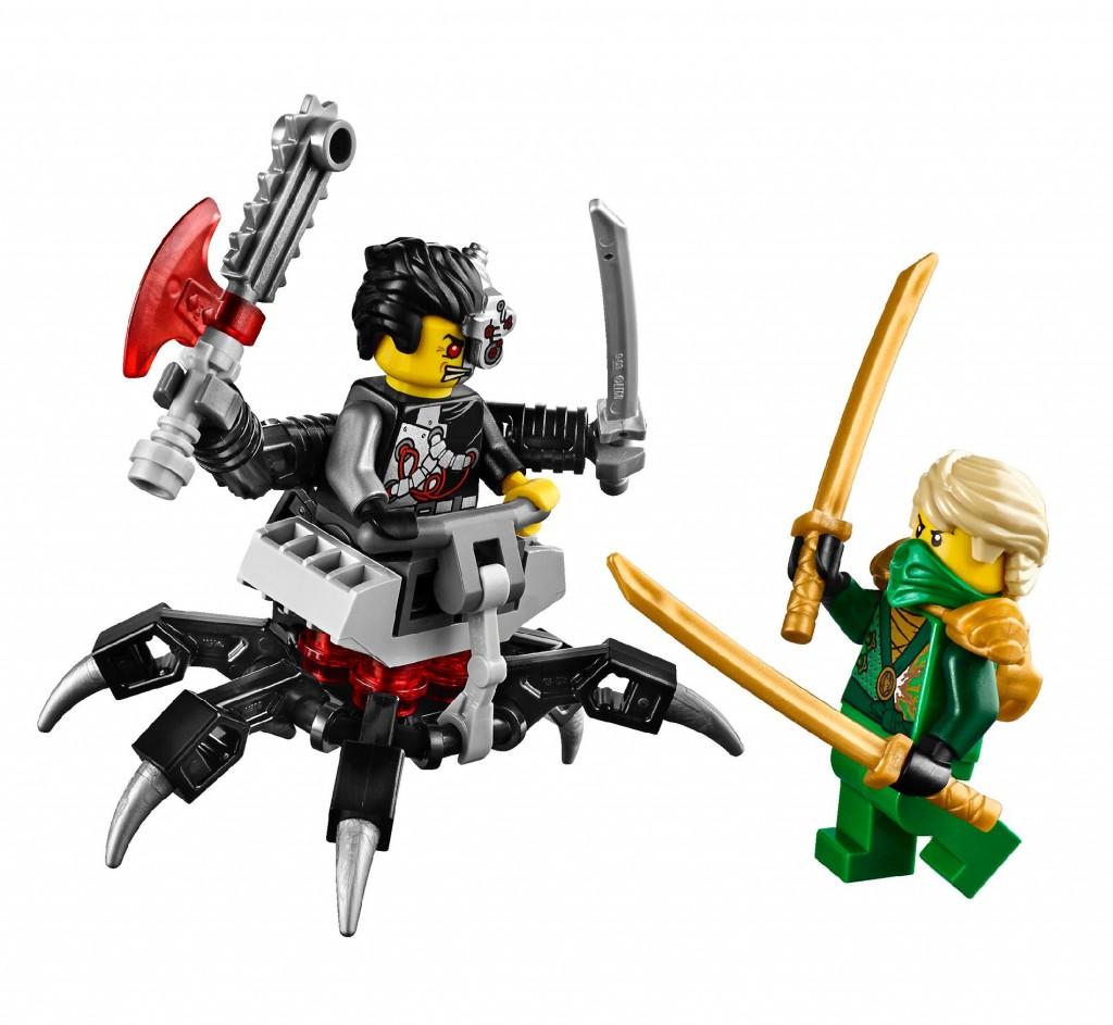 LEGO 70722 Ninjago OverBorg Attack (2)