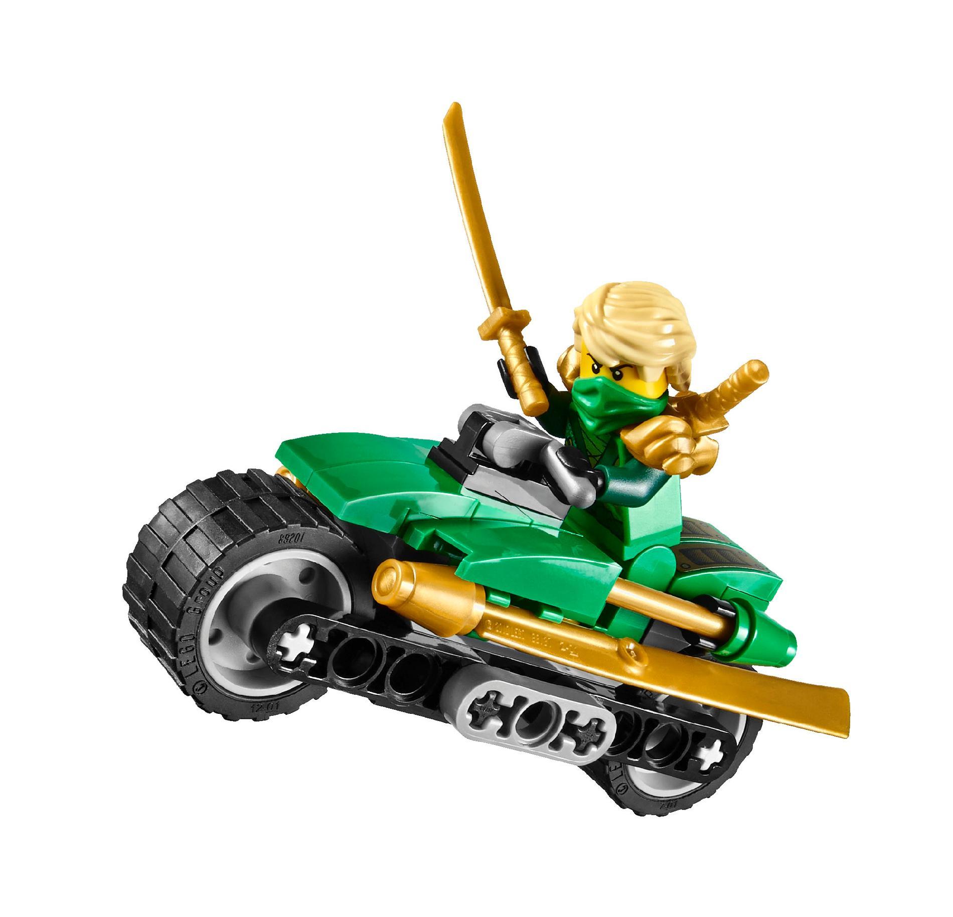 Lego Ninjago Toys : Ninjago rebooted